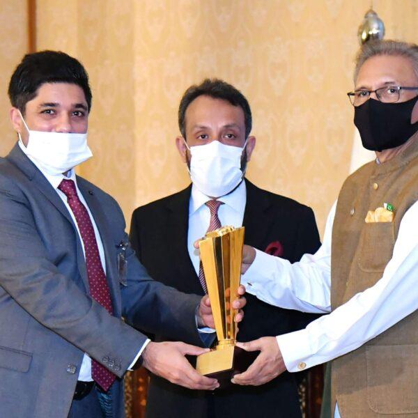 PeopleQlik Bilytica President of Pakistan IT Award 2021 Best HR Payroll Software in Lahore Karachi Islamabad Pakistan
